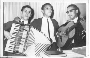 Otoniel e Oziel e Pr. João, 1968 - Assembleia de Deus do Gama